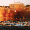 Off Road Mud Splash-3 by Steve Somerville