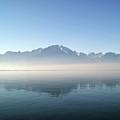 Oil Lake by Fran E