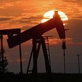 Oil Pump Jack 7 by Jack Dagley