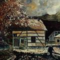 Old Ardennes 56 by Pol Ledent