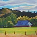 Old Barn by Cynthia Riley