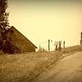 Old Barn  by Keith  Senecal