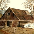 Old Barn Series 1 by Kenneth LePoidevin