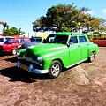 Old Cars Cuba by Yury Bashkin