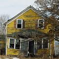 Old Farm House by Alice Markham