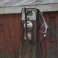 Old Farm Pump by Tamera James