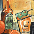 Old Fashioned Sweet With Olives by Tim Nyberg