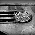 Old Ford 85 by Perry Webster