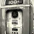 Old Gas Pump by DazzleMePhotography
