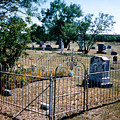 Old Grave Site 2 by Cindy New
