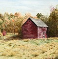 Old Homestead Barn by Kathy Roberts