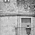 Old House In Taormina Sicily by Silvia Ganora