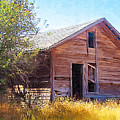 Old House by Susan Kinney
