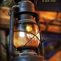 Old Lantern Second Samuel 22 Vs 29 by Linda Phelps