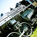 Old Locomotive 01 by Michael Knight