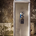 Old Phonebooth by Carlos Caetano