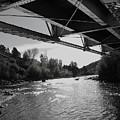 Old Rio Grande Bridge by Bill Hyde