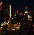 Old Vegas by David Lee Thompson