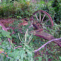 Old Wagon Wheels 2 by George Jones