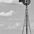 Old Windmill II by Ricky Barnard