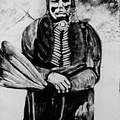 On Kiowa Reservation by Dan RiiS Grife