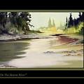 On The Skeena River by Walt Green