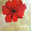 One Poppy by Gary Smith