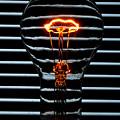 Orange Bulb by Rob Hawkins