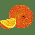 Orange by Carole Boyd