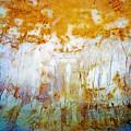 Orange Rim by Carl Ellis