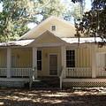 Orange Springs Historic Home by Warren Thompson