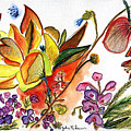 Orchid No. 30 by Julie Richman