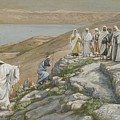 Ordaining Of The Twelve Apostles by Tissot