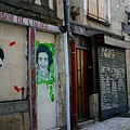 Orleans France Alley by Minaz Jantz