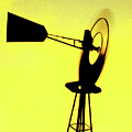 Otoe County Windmill by Christine Belt