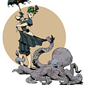 Otto By The Sea by Brian Kesinger