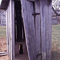 Outhouse2 by Curtis J Neeley Jr