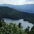 Overlooking The Lake by Amanda Genzone