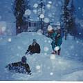 Overnight Snow by Maria Joy