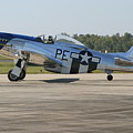 P-51 Mustang by Donald Tusa