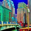p1070571b  Boston  Bridge by Ed Immar