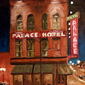 Palace Hotel by Bill Brauker