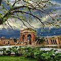 Palace Of Fine Art by Blake Richards
