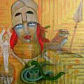 Pallas Athena by Erika Brown