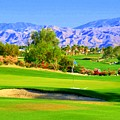 Palm Springs Golf by Randall Weidner