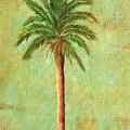 Palm Tree Studio 3 by Gabriela Valencia
