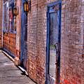Palouse Wall by David Patterson