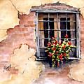 Pampa Window by Sam Sidders