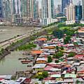 Panama City by Iris Greenwell