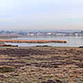 Panorama Of Christchurch Harbour by Chris Day